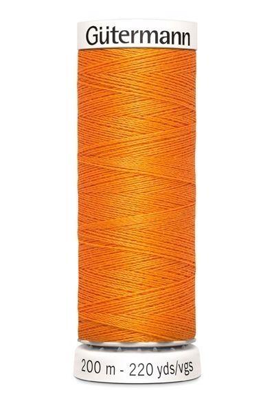 Gütermann garen 200 meter oranje #350