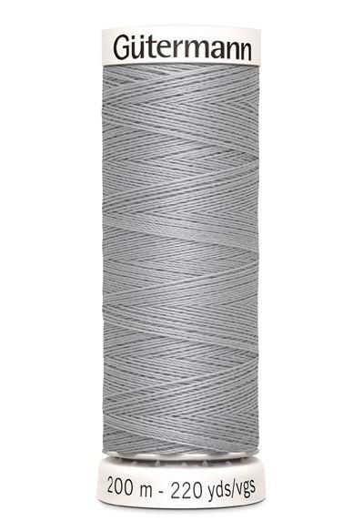 Gütermann garen 200 meter licht grijs #38