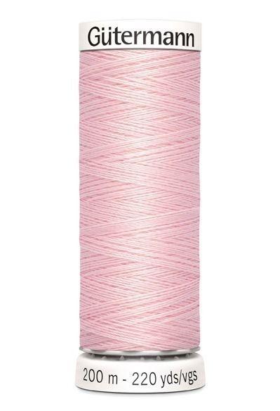 Gütermann garen 200 meter roze #659