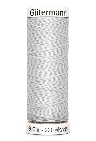 Gütermann garen 200 meter licht grijs #8