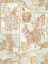 Gobelin landkaart