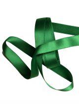 Satijnlint 15 mm groen 3 meter
