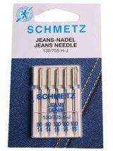 Schmetz naaimachine naalden jeans