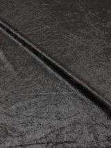 Velours de Panne donker grijs