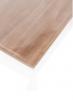 Tafelzeil transparant 0.5 mm