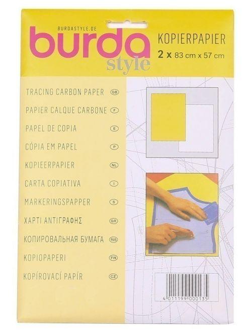 Burda kopieerpapier