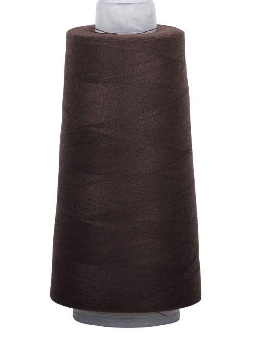 Lockgaren donker bruin 469