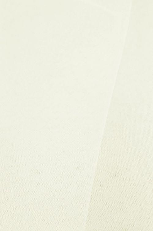 Bruidstule 280cm breed offwhite