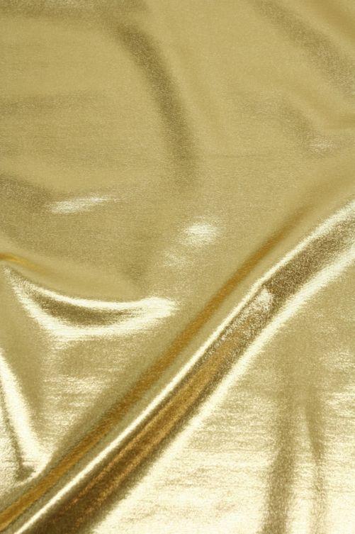 Lamee stof goud