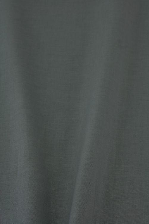 katoen stof donker grijs