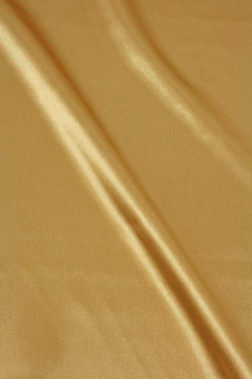 Satijn stof goud