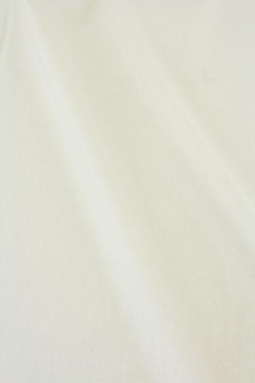 Katoen stof offwhite