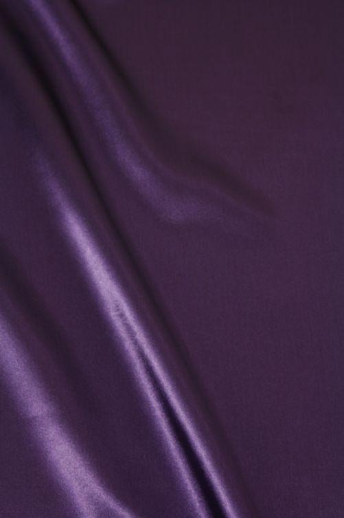 Satijn stof paars
