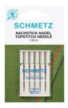Schmetz naaimachine naalden topstitch