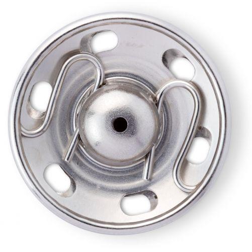 Prym drukknopen zilverkleurig 21 mm 1