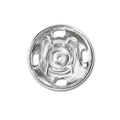 Prym drukknopen zilverkleurig 17 mm 1