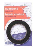 Naadband zwart