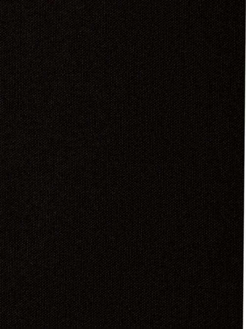 Canvas stof zwart