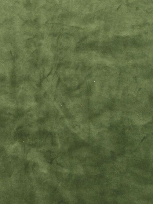 Velours stof Firenze groen