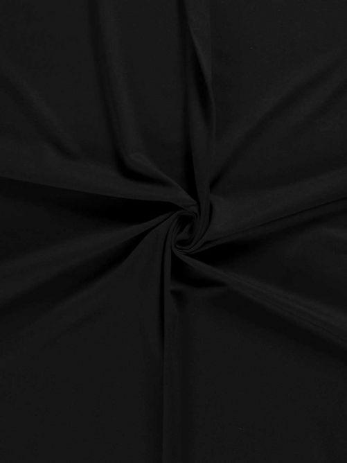 Heavy Jersey zwart 069