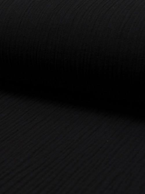 Hydrofiel stof zwart