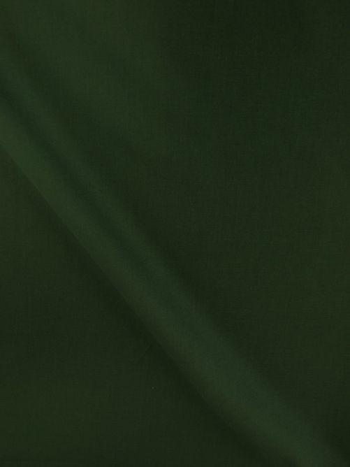 Katoen stof donker groen