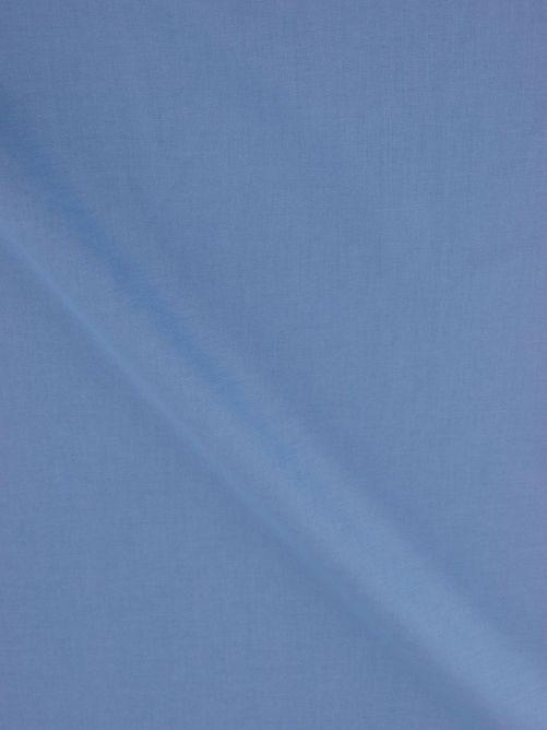katoen stof hemels blauw