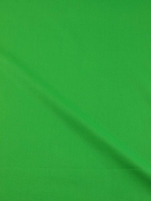 Katoen stof licht groen