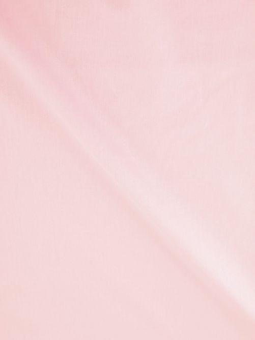 katoen stof licht roze