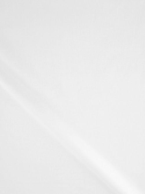 katoen stof wit