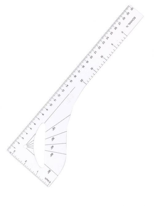 Liniaal 30 cm