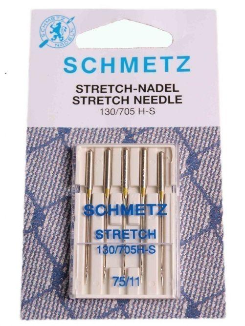 Schmetz naaimachine naalden stretch