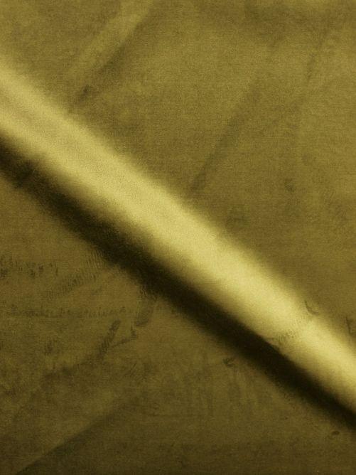Meubelstof velours groen