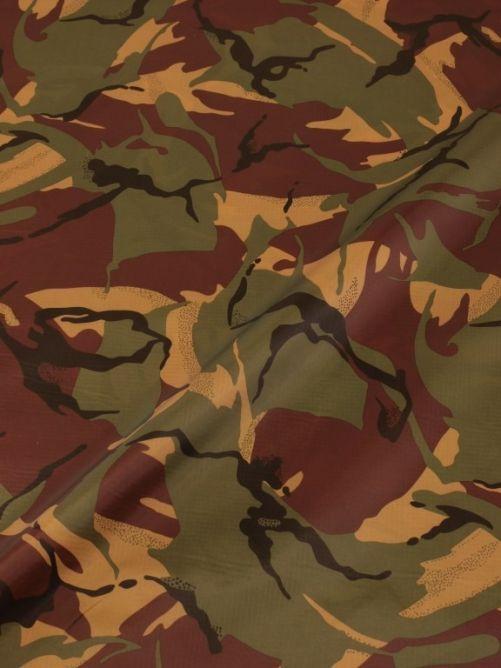 Parachute stof camouflage