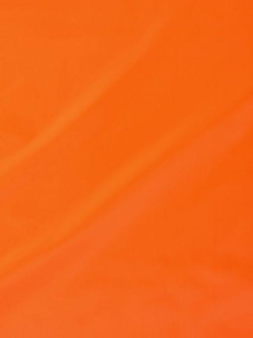Parachutestof fluor oranje