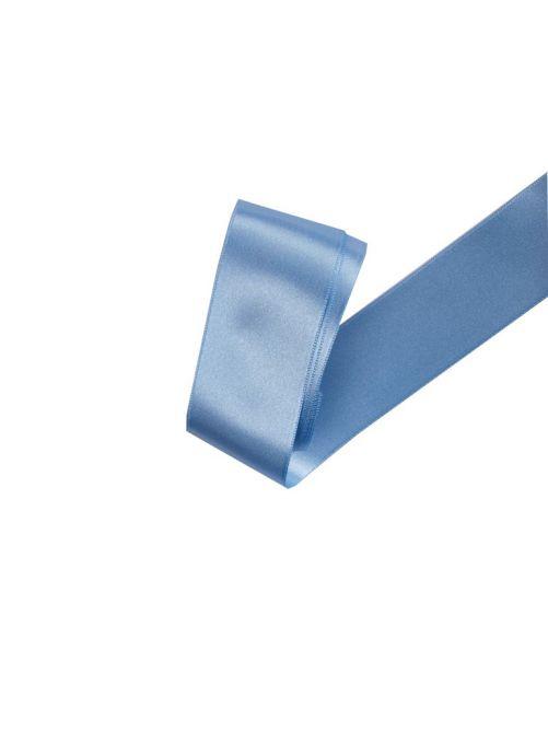 Satijnlint 38 mm licht blauw 3 meter