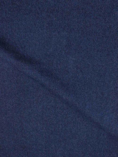 Spijkerstof dik donker blauw