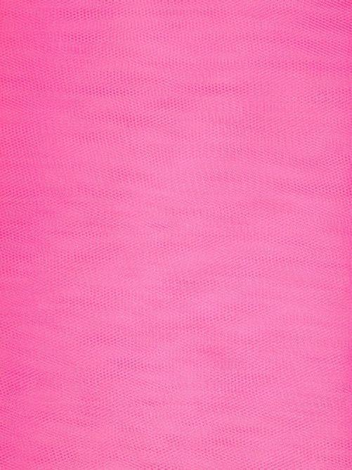 Tule fluor roze