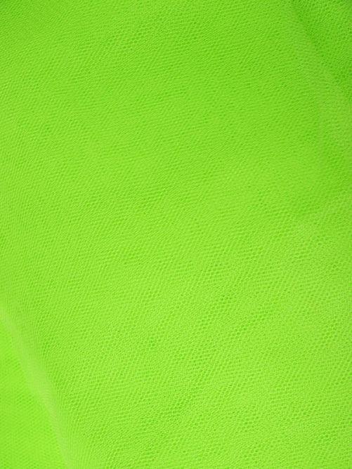 Tule fluo groen