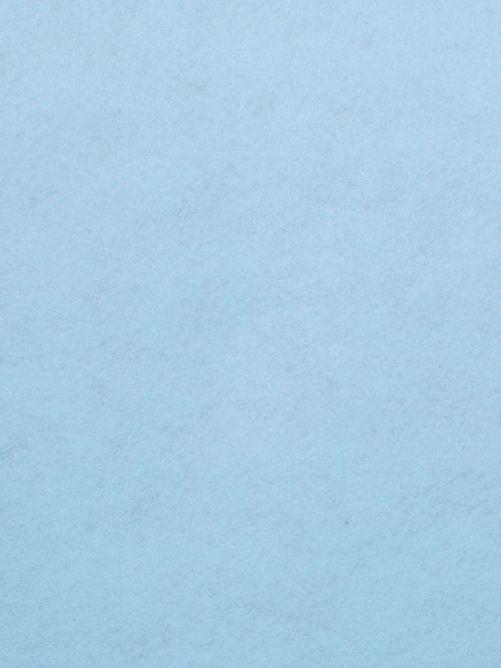 Vilt 1.5 mm licht blauw