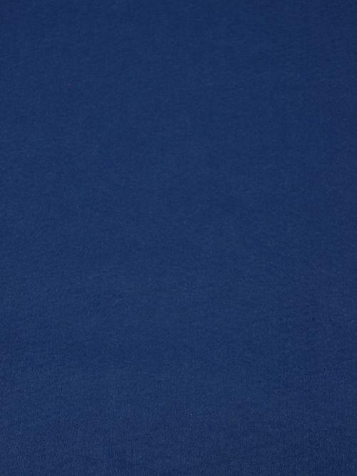 Vilt 3 mm blauw