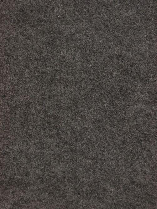 Vilt 3 mm gemêleerd donker grijs