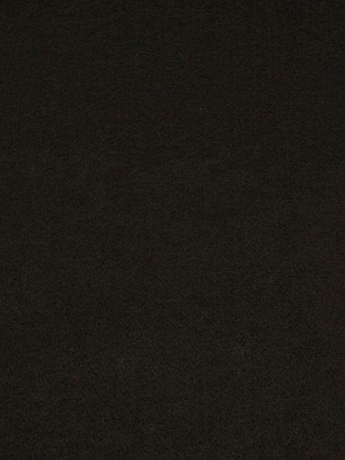 Vilt 3 mm zwart