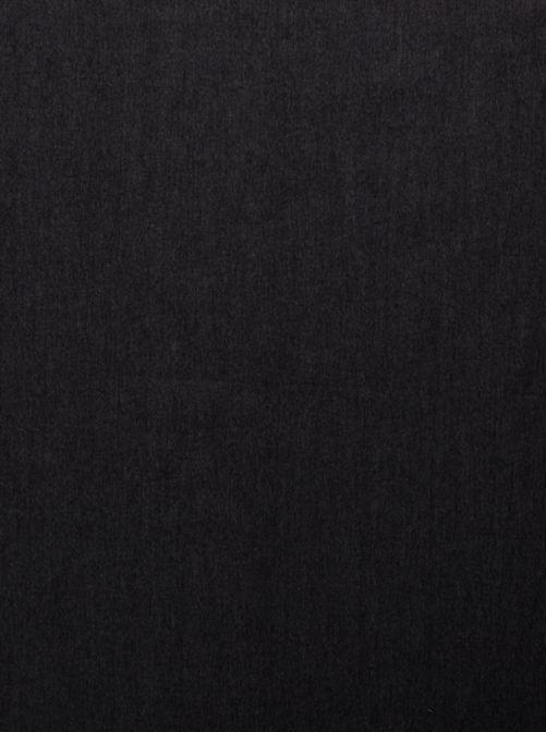 Spijkerstof dun zwart