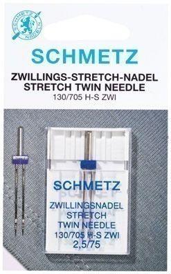 Schmetz naaimachine naalden Tweeling - stretch
