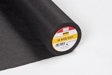 Vlieseline H 410 zwart