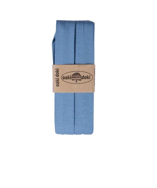 Oaki Doki Biasband jersey lichtblauw 003
