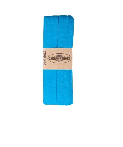 Oaki Doki jersey biaisband turqouise 472